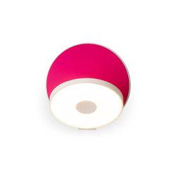 Gravy LED Wall Sconce - Matte Hot Pink | Lampade parete | Koncept