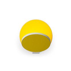 Gravy LED Wall Sconce - Matte Yellow | Lampade parete | Koncept