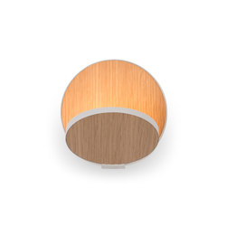 Gravy LED Wall Sconce - White Oak | Wall lights | Koncept