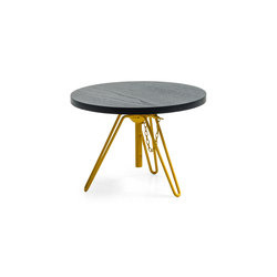 Overdyed Side Table | Mesas auxiliares | Diesel with Moroso