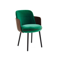 Merwyn chair | Restaurant chairs | Wittmann