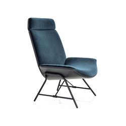 Melange Loungechair | Loungesessel | Wittmann