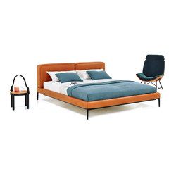 Joyce Cushion Bed | Double beds | Wittmann