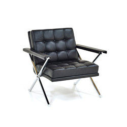 Constanze 3/4 | Lounge chairs | Wittmann