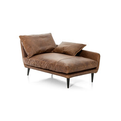 Sister Ray Chaise longue | Recamieres | Diesel with Moroso