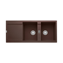 Maris Sink MRG 621 Fragranite Dark Brown | Kitchen sinks | Franke Kitchen Systems