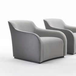 Ribot Armchair | Lounge chairs | Marelli