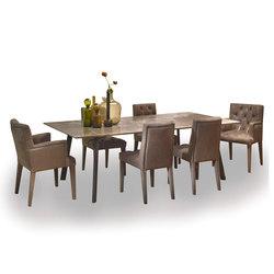 Self Dining Table | Tavoli pranzo | Marelli