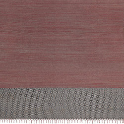 Mustache SA—03 Terracotta brown | Outdoor rugs | Kristalia