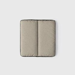 Lips | A | Seat cushions | Kristalia