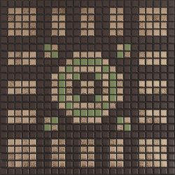 Memoria Luce MEMOC04 beige braun | Mosaicos de cerámica | Appiani