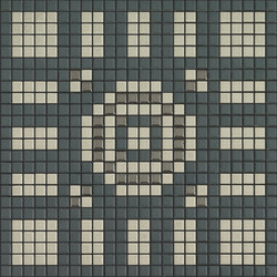 Memoria Luce MEMOC06 grau grün | Mosaicos | Appiani