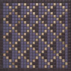 Memoria Luce MEMOF03 violett | Ceramic mosaics | Appiani