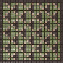 Memoria Luce MEMOF04 grün | Mosaici ceramica | Appiani