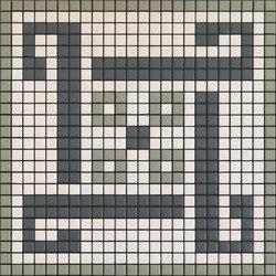 Memoria Ombra MEMOA08 grau grün | Mosaicos de cerámica | Appiani