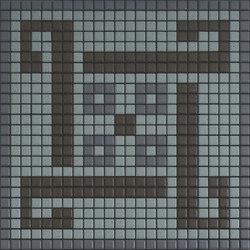 Memoria Ombra MEMOA09 blau | Ceramic mosaics | Appiani