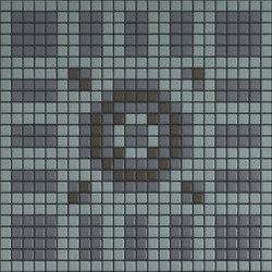 Memoria Ombra MEMOD09 blau | Ceramic mosaics | Appiani