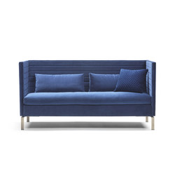 Stripes Velvet Sofa | Sofas | Marelli