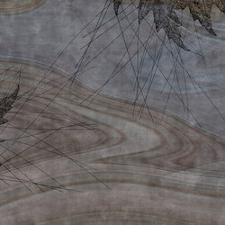 Agua Nocturna | Bespoke wall coverings | GLAMORA