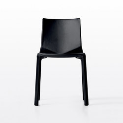 Plana Chair upholstered | Sillas | Kristalia