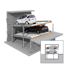 MultiBase 2078i | Mechanic parking systems | KLAUS Multiparking