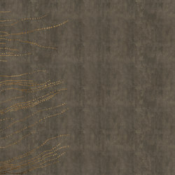 Ancestral Stardust | Bespoke wall coverings | GLAMORA