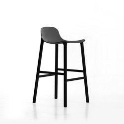 Sharky Alu stool | Barhocker | Kristalia