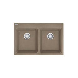 Maris Sink MRG 620 Fragranite Oyster | Kitchen sinks | Franke Home Solutions