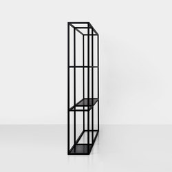 Regoli | Office shelving systems | Kristalia