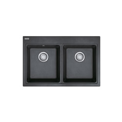 Maris Sink MRG 620 Fragranite Graphite | Kitchen sinks | Franke Kitchen Systems