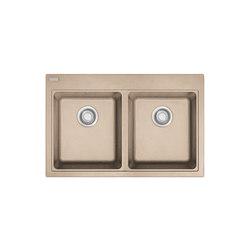 Maris Sink MRG 620 Fragranite Oatmeal | Kitchen sinks | Franke Kitchen Systems