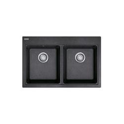 Maris Sink MRG 620 Fragranite Onyx | Kitchen sinks | Franke Kitchen Systems