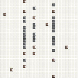 Metrica Trattini | Ceramic mosaics | Appiani