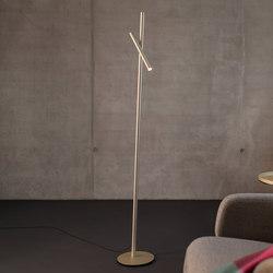 Fino Floor | Lámparas de lectura | Sattler