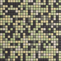 Minimal Mix Colour XENE403 grün | Ceramic mosaics | Appiani