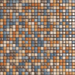 Minimal Mix Colour XFUS401 beige braun | Mosaïques céramique | Appiani