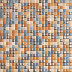 Minimal Mix Colour XFUS401 beige braun | Ceramic mosaics | Appiani