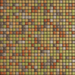 Minimal Mix Colour XNAT403 | Mosaïques céramique | Appiani