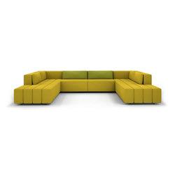 modul21-076 | Sofás lounge | modul21