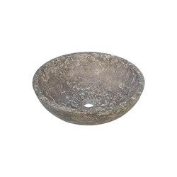 Lavabi | Lavabo Tondo Antracite d.45 h.15 cm | Lavabi | IMSO Ceramiche