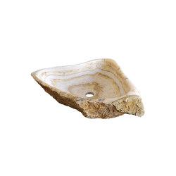 Lavabi | Jurassic Onyx d40/60 cm h.15 cm | Waschtische | IMSO Ceramiche