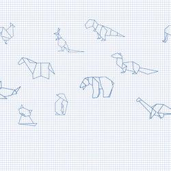 Origami | Quadri / Murales | INSTABILELAB