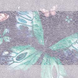 Poetic Butterfly | Quadri / Murales | INSTABILELAB