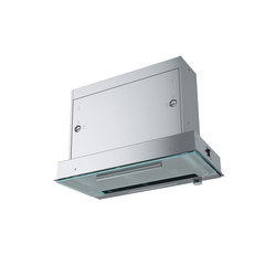 Maris Hood FMPOS 608 BI X Stainless Steel-Glass | Kitchen hoods | Franke Kitchen Systems