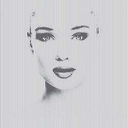 Samantha | Wall art / Murals | INSTABILELAB