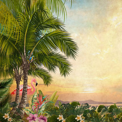 Samoa | Wandbilder / Kunst | INSTABILELAB