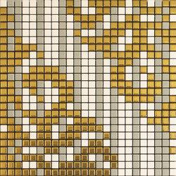 Tessuti Barocco D | Mosaïques céramique | Appiani
