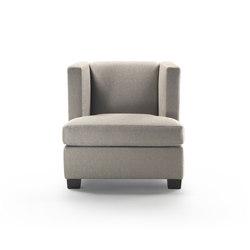 Wave Box | Lounge chairs | Flexform Mood