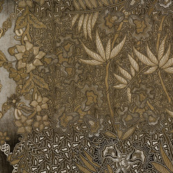 Foulard Libeccio | Bespoke wall coverings | GLAMORA