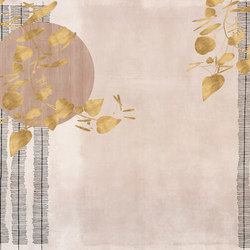 Fusuma Arpège | Bespoke wall coverings | GLAMORA